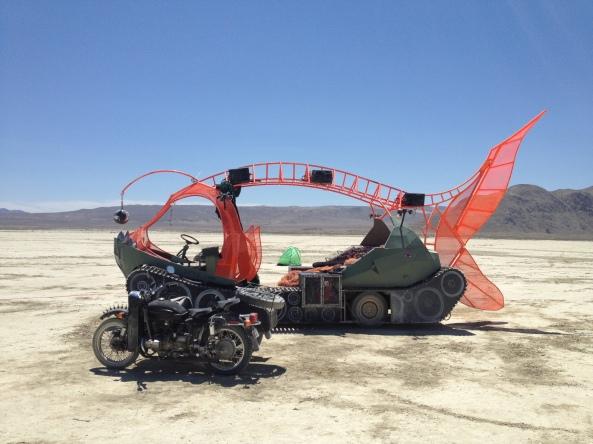 fish tank bike