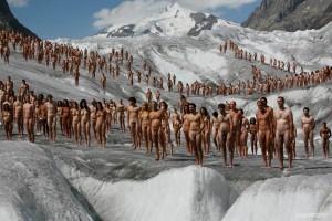 nude snow