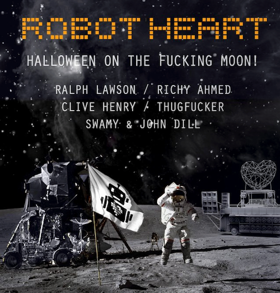 robot heart on the moon