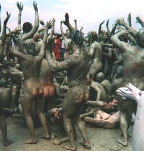 1995 mud orgy