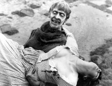 Aww, don't shoot, he looks so happy -- Image: Hammer FIlms