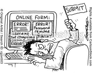 submit cartoon