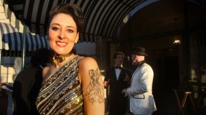 Amber Marie Bently, photo SF Chronicle, Liz Hafalia
