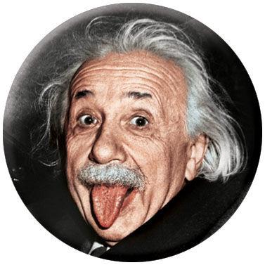 Einstein Goes To Burning Man