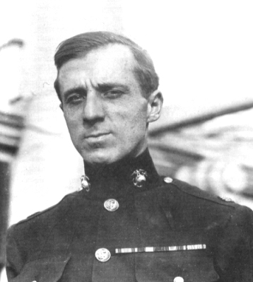 Old Gimlet Eye: Smedley Butler denounced war as a racket