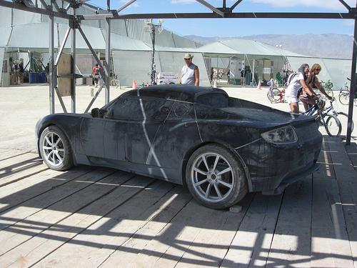 tesla prototype 2007