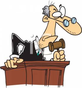 0511-0709-0620-2149_Judge_With_His_Gavel_clipart_image