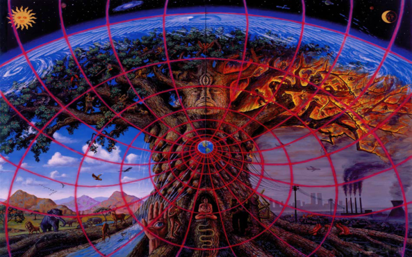 alex grey gaia
