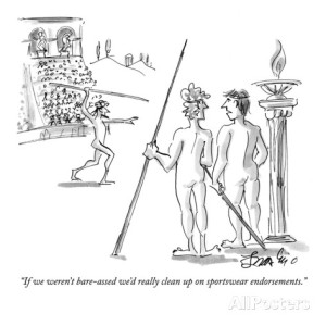 edward-frascino-if-we-weren-t-bare-assed-we-d-really-clean-up-on-sportswear-endorsements-new-yorker-cartoon