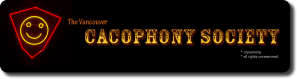 vancouver cacophony society
