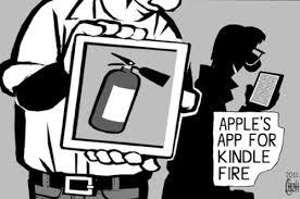 apple kindle fire