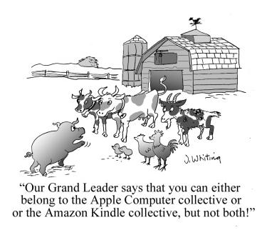 CollectiveCartoon animal farm kindle apple