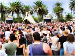 Earthcore at St Kilda Festival, Melbourne, Australia, 2004