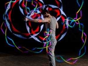 glow dancing