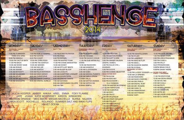 2014 basshenge