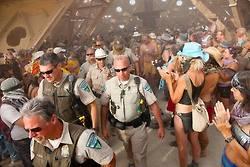 blm temple 2013 cops