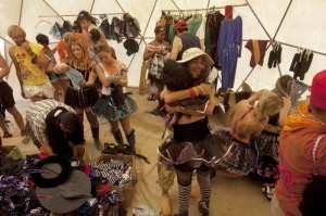 costume tent