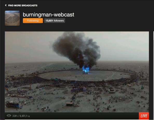 from webcast embrace burn