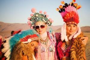 punks headdresses