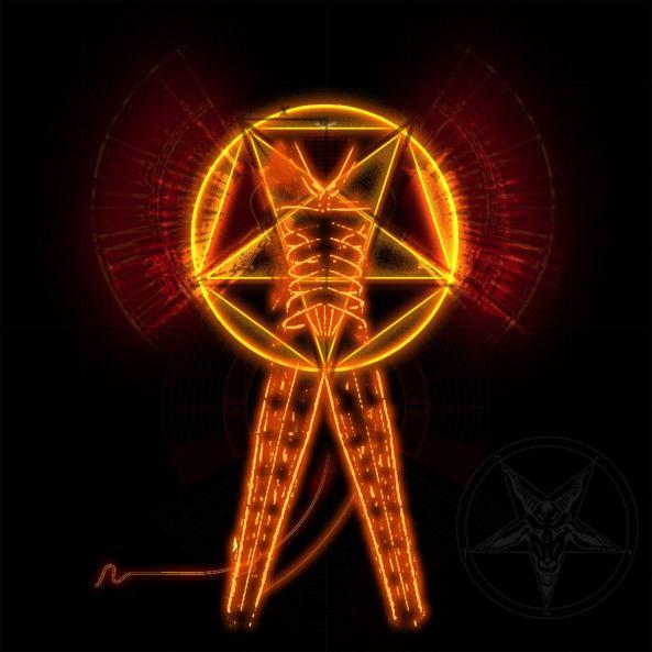 the man pentagram curt