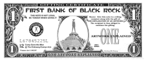 first bank of black rock