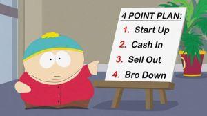 cartman 4 point plan