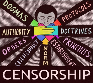 cartoon-of-head-with-many-hands-over-mouth-censorship-1s8do9x