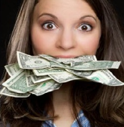 Put Money Where Mouth Is