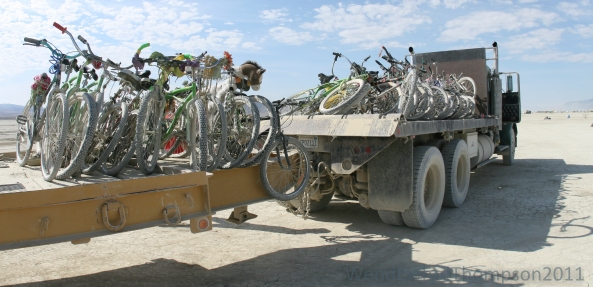 In 2011, 5000 bikes were left behind. image: WendeWho Thompson, flickr/Creative Commons