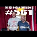 Dr Bruce Damer (L), Joe Rogan (R)