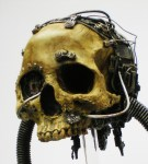 cyber punk mask