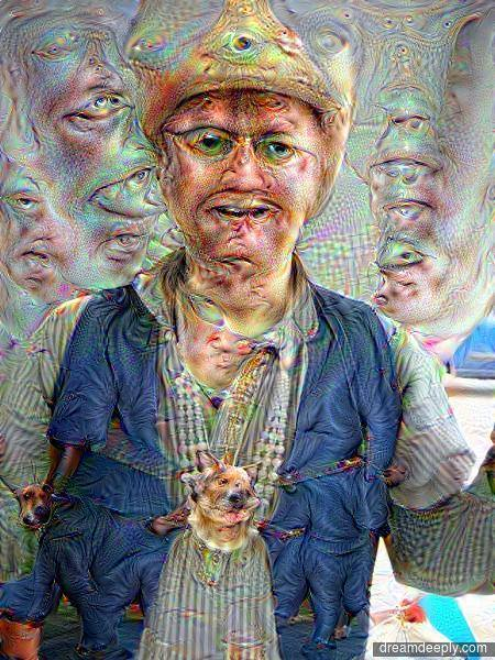 deep dream larry