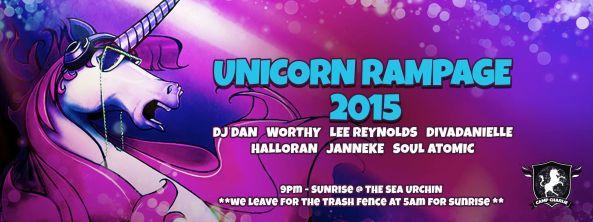 2015 unicorn rampage