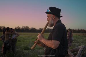 Is this is a Tree Wizard with a magical pied piper flute? Image: Nomakim Photography