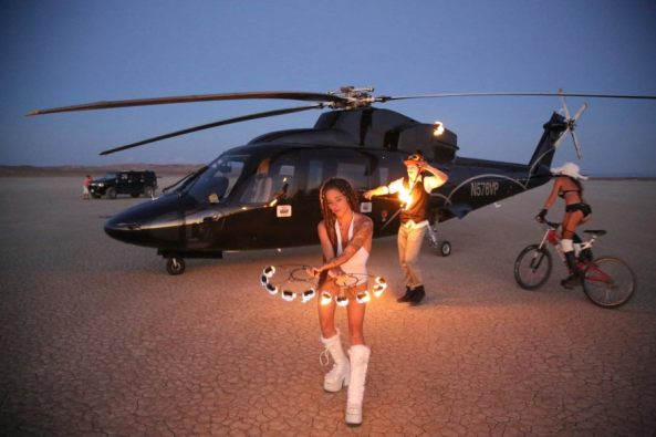 burner air express helicopter