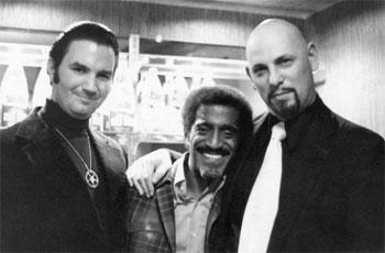 Michael Aquino, Sammy Davis Jr, Anton Lavey. Image: VICE