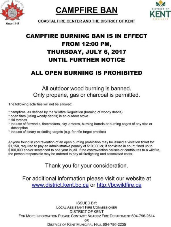 burn ban notice